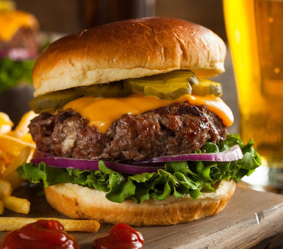 Aberdeen Angus Beef Burgers Pack of 12 - £9.99 Instore @ Costco