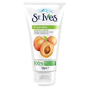 St. Ives Fresh Skin Invigorating Apricot Scrub 150ml - £2.09 Prime (+£4.49 non-Prime) @ Amazon