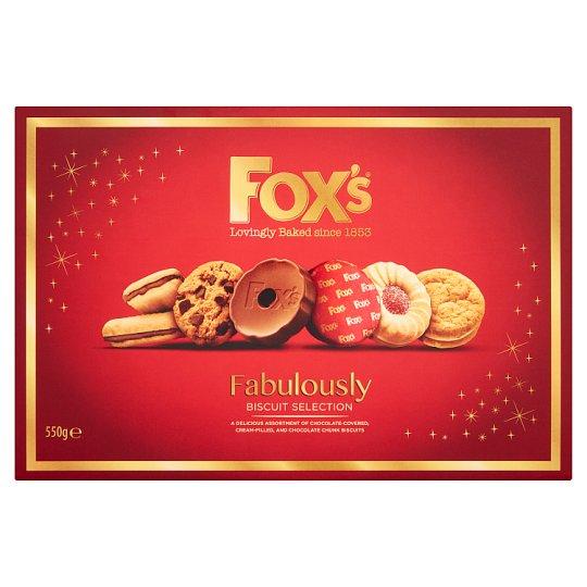 Fox's biscuit 550g selection - £1.99 Instore @ FarmFoods (Birmingham)