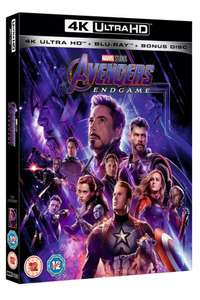 Buy 2 Marvel 4k titles for £27 @ eBay / Zoom with code