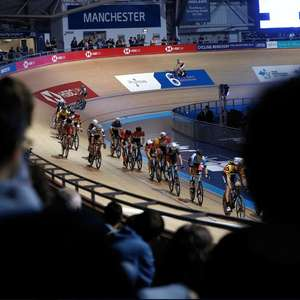 Six Day Cycling Manchester Ticket for only £6 [13/03/20] @ O2 Priority