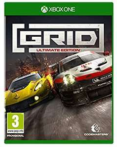 GRID Ultimate Edition (Xbox One) £20.12 delivered at Amazon