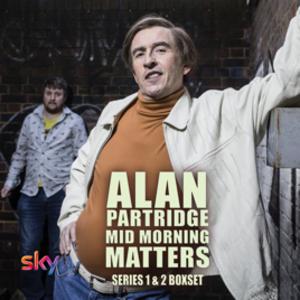 Alan Partridge : Mid Morning Matters, 1 & 2 iTunes £11.99