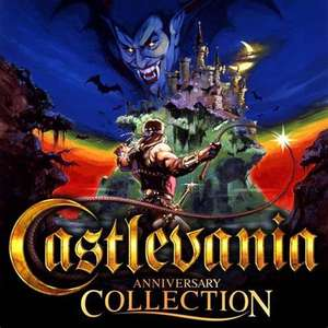 [Steam] Castlevania Anniversary Collection - £3.28 - Gamersgate
