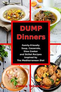 Dump Dinners - Free Kindle book (Winner of the best book title ) @ Amazon