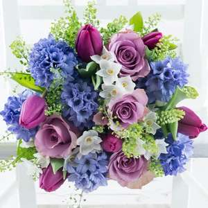 25% off Mothers day Bouquets with voucher code @ Appleyards London