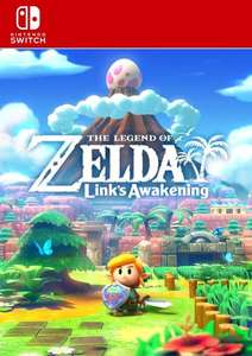 [Nintendo Switch] The Legend of Zelda: Link's Awakening (US Key) - £29.72 - Gamivo/Global Keys