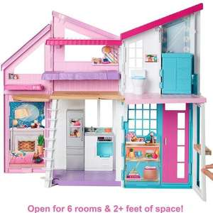 Barbie Malibu House Playset with Accessories £66.99 Free delivery and Free c+c @Very
