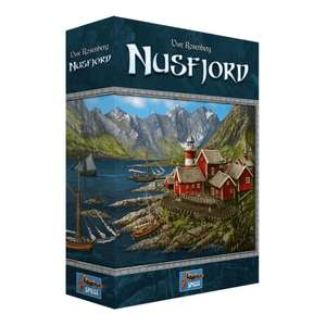Nusfjord Board Game £16.95 @ Chaos Cards (+ P&P or free local collection)