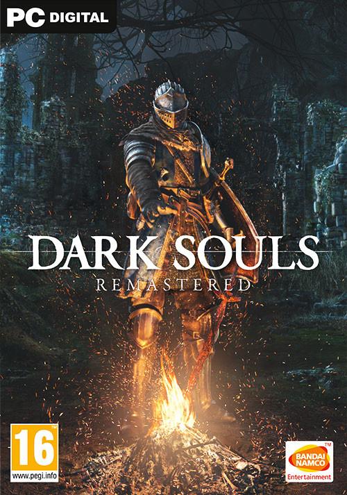 Dark Souls: Remastered PC STEAM Key £15.22 @ Gamesplanet