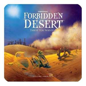 Forbidden Desert Board Game £16.95 @ Chaos Cards (+P&P under £20, or free local collection)