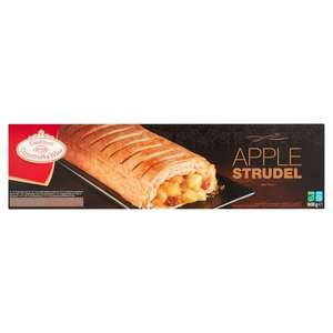 Coppenrath & Wiese, Apple Strudel 600g. £1. Heron Foods, Abbey Hulton