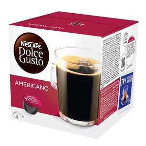 Nescafe Dolce Gusto Coffee Pods 12 Pack - 12 Flavours £1 @ Farmfoods Nationwide