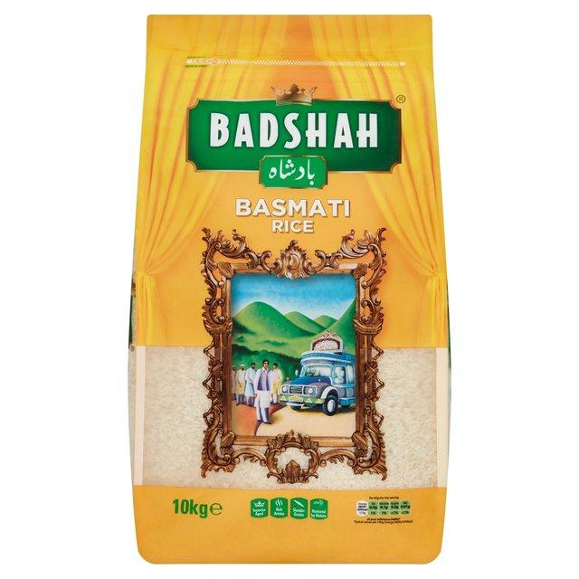 Badshah and Laila 10kg basmati rice - £10 @ Morrisons