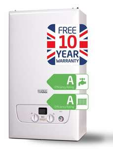Baxi 825 Combi Boiler With Magnaclean Micro 2 Filter (10 Year Warranty) £838.80 @ JT Atkinson Builders Merchant