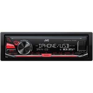 JVC KD - X241 Car Stereo - USB Playback / Android / iPOD £15 at Halfords - FREE Click & Collect