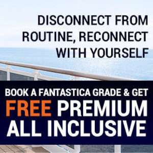 3 Nights on MSC Preziosa Balcony - 19th April from Hamburg to Southampton - From £45.09 PP based on 2 adults (£90.18 Total)
