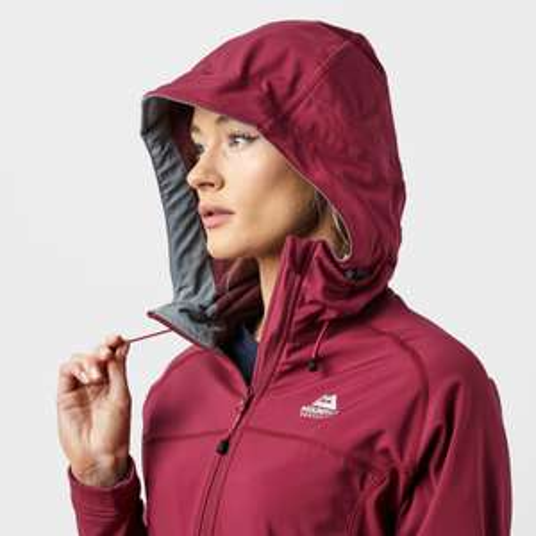 Mountain Equipment Women's Astron Softshell Jacket Size 10/12/14 £47.99 @ Blacks