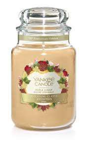 Yankee Candle Maple Sugar Large Jar only £6 @ B&M Retail Burnley