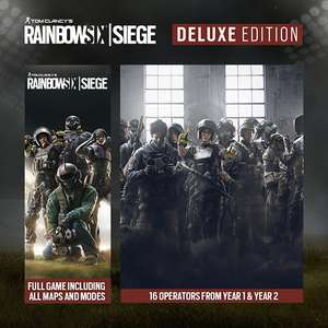 Tom Clancy's Rainbow Six Siege at STEAM for £6.79