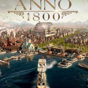 ANNO 1800 Free To Play (12-15 March) @ UbiSoft