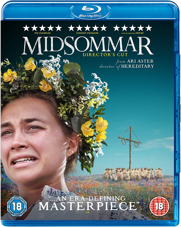 Midsommar Directors Cut blu ray - £7 + £2 delivery Non Prime @ Amazon Prime