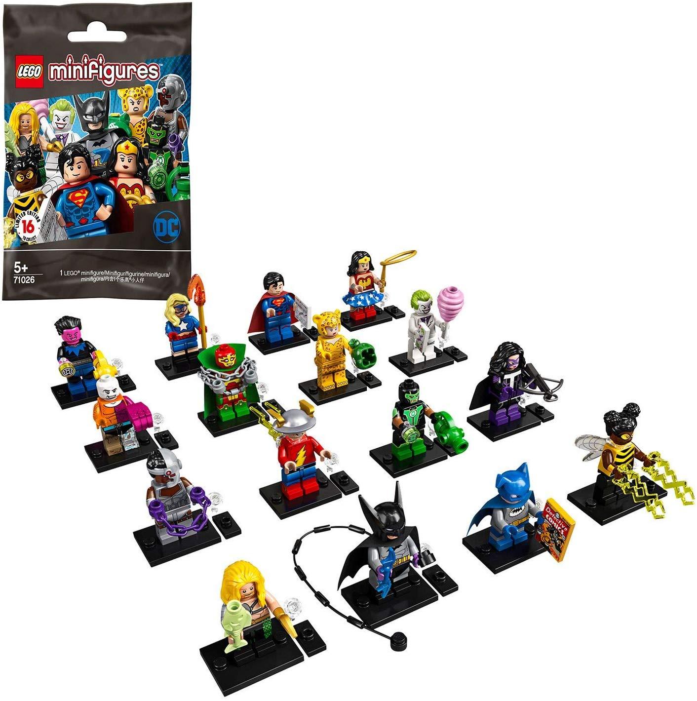 LEGO 71026 Minifigures DC Super Heroes Series £2.49 (Prime) + £4.49 (non Prime) at Amazon
