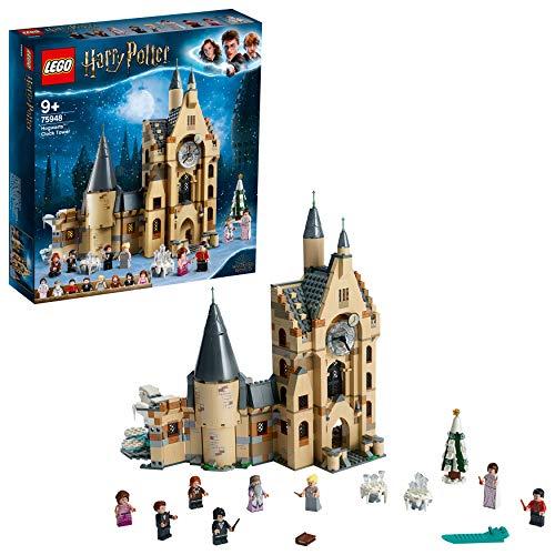 LEGO Harry Potter Hogwarts Clock Tower £61.03 at Amazon Germany