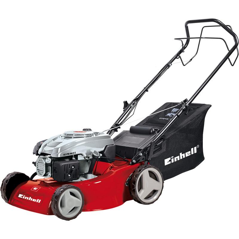 Einhell 135cc 46cm Self Propelled Petrol Lawnmower £179.98 @ Toolstation