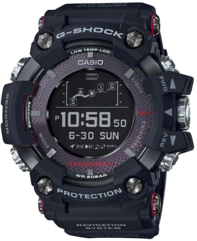 G-Shock Rangeman GPS Navigation Bluetooth Triple Sensor Solar Watch GPR-B1000-1ER £599.25 at Watcho