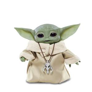 """Pre order for 1st December Star Wars The Child Animatronic Edition """"AKA Baby Yoda £50.54 at Amazon"""