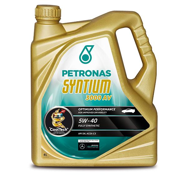 Petronas Syntium 3000 AV (PD) Engine Oil - 5W-40 - 4ltr £11.03 Euro Car Parts