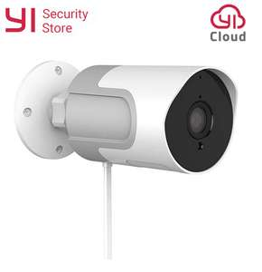 YI loT Full HD 1080p Outdoor IP Camera for £19.85 (£16.54 for new users using code) delivered from EU @ AliExpress Deals / YI Security Store