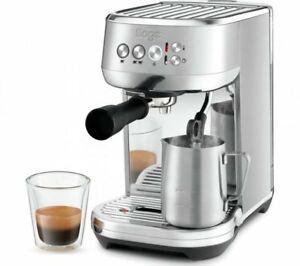 Sage The Bambino Plus Coffee Espresso Maker Machine Stainless Steel Refurbished £149.99 @ Ebay xsitems_ltd