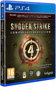 Sudden Strike 4 Complete Collection (PS4) - £14.85 delivered @ Base