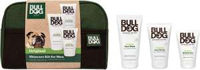 Bulldog Skincare Original Skincare Kit £6.75 (Prime) + £4.49 (non Prime) at Amazon