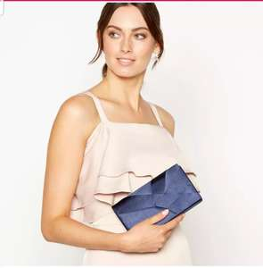 Debenhams huge handbag sale, up to 70% sale - from £4.50, free Click & Collect / £3.49 delivery under £50