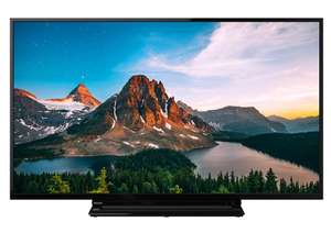 Toshiba 49V5863DBT 49 Inch SMART 4K UHD HDR LED TV Freeview Play C Grade £175 @ Electrical deals