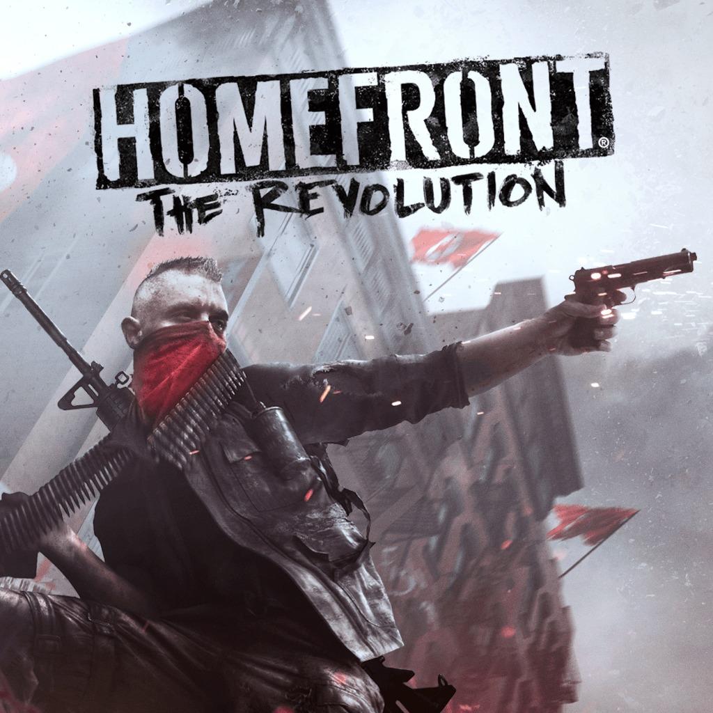 Homefront®: The Revolution £3.74 @ Steam