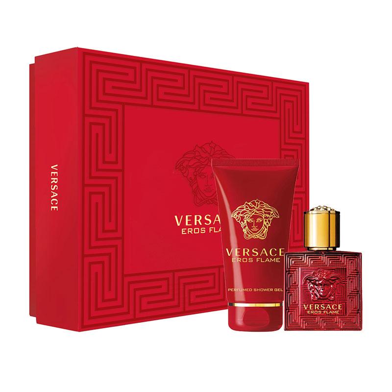 Versace Eros Flame 30ml EDP Gift Set for Him £29.95 delivered @ Fragrance Direct