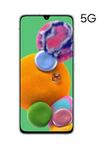 Samsung A90 5G 128gb - Black Or White £399 @ Samsung (£80 cashback available via Samsung)