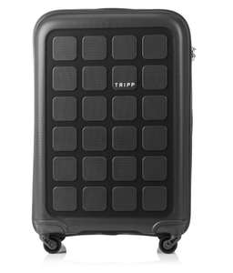 Tripp Slate 'Holiday 6' Medium 4 Wheel Suitcase (Black) @ Tripp store (Free delivery)