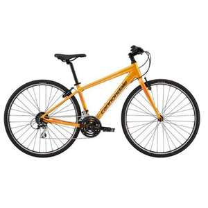 Women's Cannondale Quick 7 2019 Aluminium Hybrid Bike - Large + 10 Axle Nuts - £225.48 Using Code + Free Delivery @ Rutland Cycling