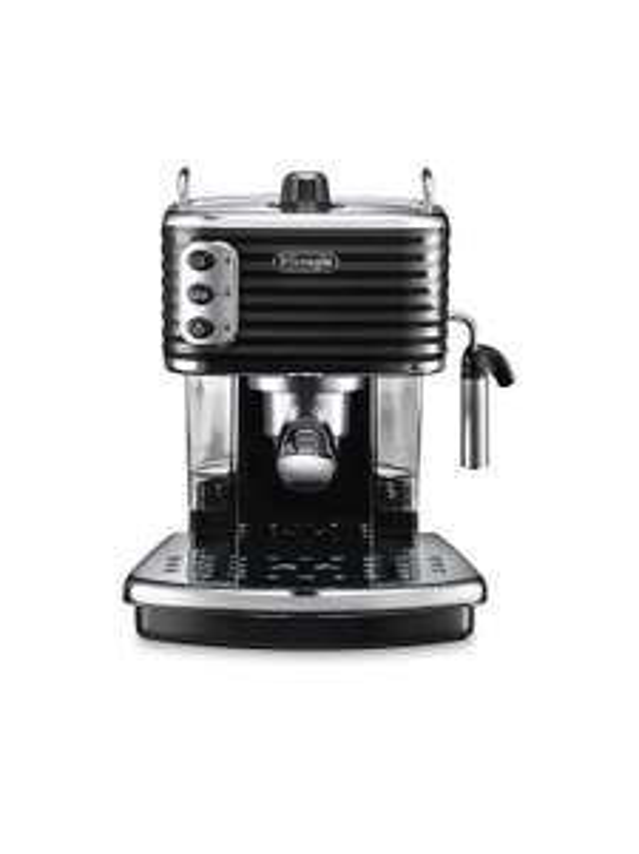 De'Longhi Scultura ECZ351BK Pump Espresso Machine, USED GOOD, 1100 W, 1.4 Litre, Black £55.61 from Amazon Warehouse