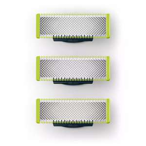 PHILIPS One Blade - blades 3 pack £13.74 @ Philips