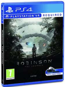 Robinson: The Journey £4.99 with PS Plus @ PlayStation Store