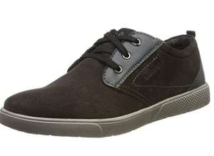 s.Oliver Men's Leather Trainers from £24.54 @ Amazon