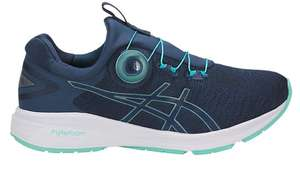 ASICS Dynamis Stability Running Trainers now £44.99 sizes 4 up to 7.5 in stock (£4.99 delivery or Free with Premier) @ M&M Direct