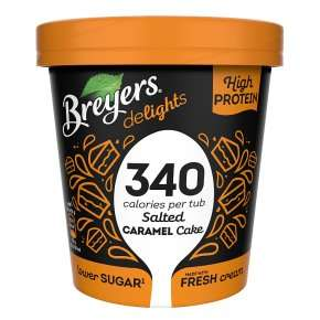 Breyers Ice Cream 89p @ Farmfoods