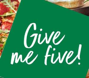 Lunch for £5 - Pizzas Tuesday / £5 Pasta Wednesday / £5 Burgers Thursday @ Frankie and Benny's via app